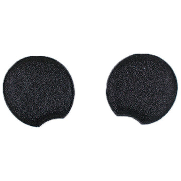 "Black - 2.75"" Glitter Mouse Ears"