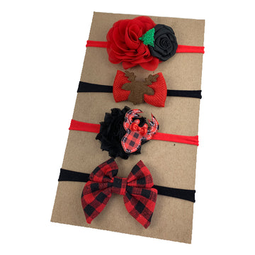 Channel the Flannel - DIY Nylon Headband Kit