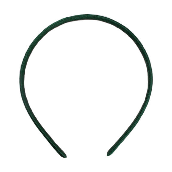 Pine - 7mm Satin Lined Headband