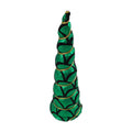 "Green Mermaid - 5"" Padded Unicorn Horn"