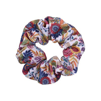 Fall Floral - Liverpool Scrunchie