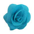 "Blue - 2"" Cloth Flower"