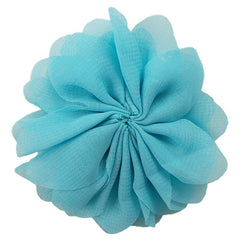 "Blue - 2.5"" Ballerina Flower"