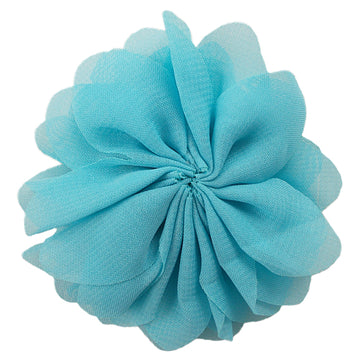 "Blue - 3.5"" Ballerina Flower"