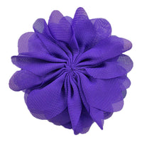 "Purple - 2.5"" Ballerina Flower"