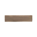 Beige - Partially Lined - Single Prong Alligator Clip - 45mm