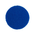 "Blue - 1.5"" Adhesive Felt Circles - Sheet of 6 Circles"
