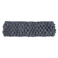 "Gray - 1.5"" Crochet Headband"