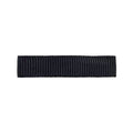 Black - Partially Lined - Single Prong Alligator Clip - 45mm