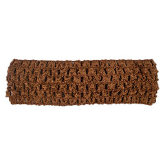"Beige - 1.5"" Crochet Headband"