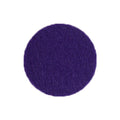 "Purple - 1"" Adhesive Felt Circles - Sheet of 8 Circles"