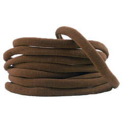 Brown - Thick Nylon Headband