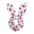 Footballs - Liverpool Bunny Ear Scrunchie