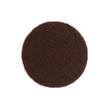 "Brown - 1"" Adhesive Felt Circles"