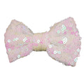 "Iridescent - 4"" Sequin Bow"