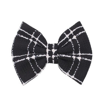 "Blurred Lines - 5"" Bullet Fabric Bow"