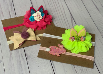 Easter Wishes - DIY Nylon Headband Kit