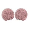 "Dusty Pink - 2.75"" Sherpa Mouse Ears"