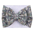 Camo - Liverpool Bow Headwrap