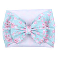 Cherry Blossom - Liverpool Bow Headwrap