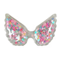 "Pastel Confetti Stars - 2.75"" Angel Wings"