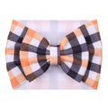 Fall Plaid - Liverpool Bow Headwrap