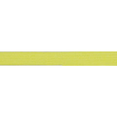 "Bright Yellow - 1/4"" Soft Skinny Elastic"