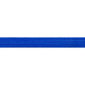 "5 Yards - Royal Blue - 1/4"" Soft Skinny Elastic"