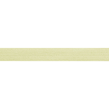 "5 Yards - Ivory - 1/4"" Soft Skinny Elastic"