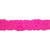 "Neon Pink - 1"" Stretch Lace Elastic"
