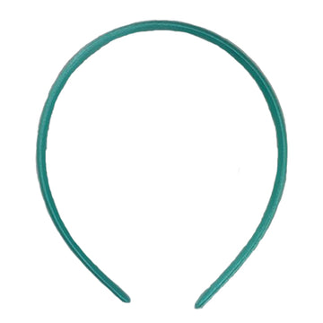 Aquamarine - 10mm Satin Lined Headband