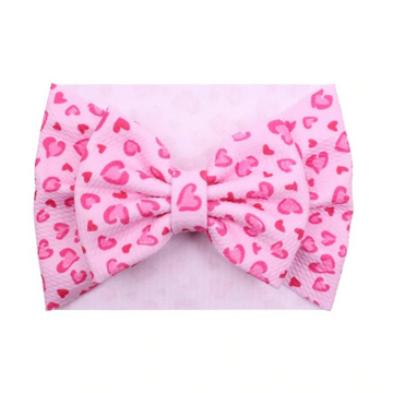 Leopard Love - Liverpool Bow Headwrap