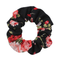 Black Garden - Jersey Knit Scrunchie