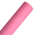 Barbie Pink - Glow in the Dark Faux Leather Sheet