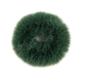 Hunter - Faux Bunny Fur Scrunchie