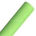 Lime Green - Glow in the Dark Faux Leather Sheet