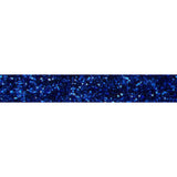 "Royal Blue - 3/8"" Glitter Elastic"