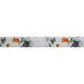 "Wildflowers - 5/8"" Printed Fold Over Elastic"