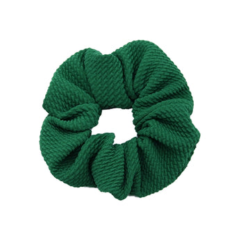 Green - Liverpool Scrunchie