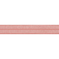"Cherry Blossom Pink - 5/8"" Solid Fold Over Elastic"
