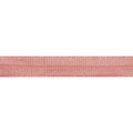 "Coral Peach - 5/8"" Solid Fold Over Elastic"