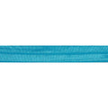 "Blue - 5/8"" Solid Fold Over Elastic"