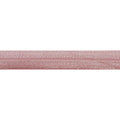 "Blush - 5/8"" Solid Fold Over Elastic"