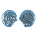 "Cinderella Blue - 3.25"" Sequins Mouse Ears"