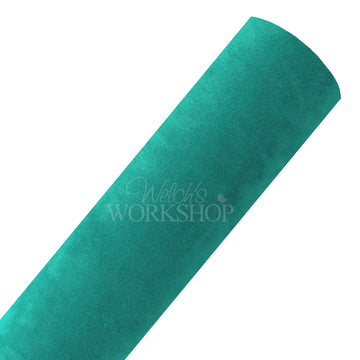 Aquamarine - Double-Sided Velvet Fabric Sheet