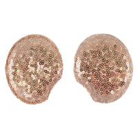 "Rose Gold - 2.75"" Sequins Mouse Ears"