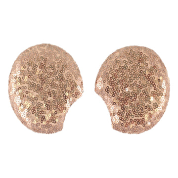 "Rose Gold - 3.25"" Sequins Mouse Ears"