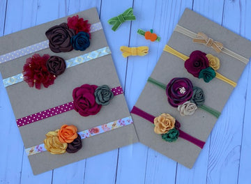 Fall Feels - DIY Headband Kit