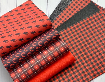 Back to Plaid - 8 Sheet Bundle Pack