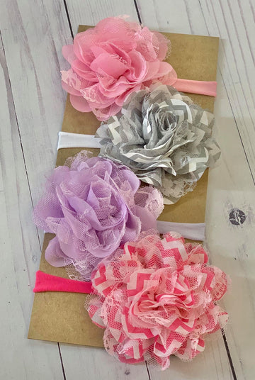 Hugs + Kisses - DIY Nylon Headband Kit